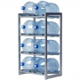 Stella 8. Storage for 8 5gallon bottles