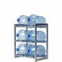 Stella 6. Storage for 6 5gallon bottles